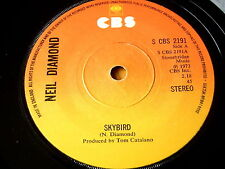 """NEIL DIAMOND - SKYBIRD  7"""" VINYL"""