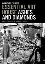 Ashes and Diamonds (DVD, 2009, Essential Art House / Criterion Collection), OOP