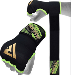 RDX Hand Wraps Inner Boxing Gloves Bandages Muay Thai MMA Punch Bag Kick SMALL