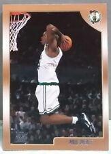 Paul Pierce rookie card 98-99 Topps #135