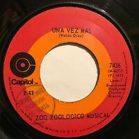 Hear Zoo Zoologico Musical Secreto de Amor Rare Latin Chicano Soul Synth nm 1973