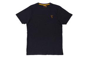 Fox Colección Naranja Negro Camiseta - Todas las Tallas - Pesca de Carpa Ropa