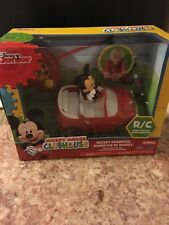 Mickey Mouse Clubhouse-Mickey Roadster R/C Radio Control Car