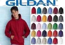 Gildan Heavy Blend Hoodie/ Soft Hooded Fleece Sweatshirt 18500 S-3XL