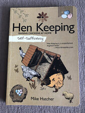 New Self Sufficiency Hen Keeping Essential Beginners Guide Lifestyle Book