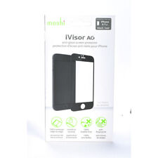 Moshi iVisor AG Screen Protector For iPhone 6 Plus & iPhone 6s Plus - Black