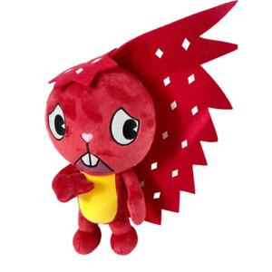 Anime HTF Happy Tree Friends Flaky Plush Doll 28cm Stuffed Toy Kids Xmas Gifts