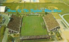 Scarce University of Delaware Fightin' Blue Hens Fooitball Stadium Postcard