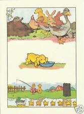 "Document issu de livre Ancien "" D'après Benjamin RABIER 1978 """