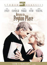 Return to Peyton Place DVD, Joan Banks, Tuesday Weld, Gunnar Hellström, Brett Ha