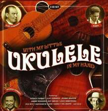 With My Little Ukulele In My Hand VARIOUS ARTISTS Best Music BOX SET New 4 CD