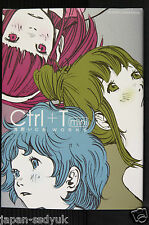 "JAPAN Inio Asano works ""Ctrl+T mini"" Art Book"