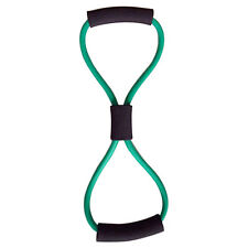 K9 Resistance Bands Tube Workout Exercise for Yoga 8 Type Green