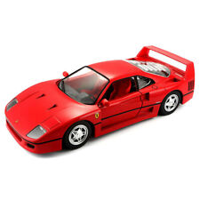 Bburago 1:24 Ferrari Race & Play F40 Diecast Racing Car Vehicle Kids Toys 3y+ RD