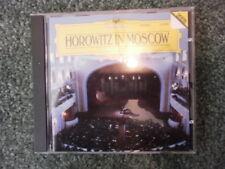 VLADIMIR HOROWITZ - Horowitz in Moscow -CD-NOT BMG VERSION-NM