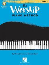 The Worship Piano Method Book 1 Piano Method Book and Audio 000290591