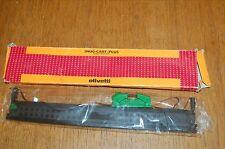 Olivetti Snug Cart Plus Typewriter Ribbon Cartridge BLACK B0605 PR2 PR2E PR2E