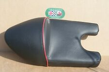 Cafe racer seat for wideline featherbed frame