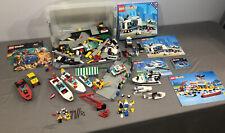 LEGO Vintage System Sets (6543, 6348, 6344, 6834) & More - Figures Included