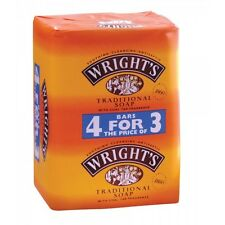WRIGHT'S TRADITIONAL SOAP 4 X 125G