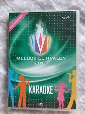 Melodifestivalen 2010 Genuine DVD (VHTF) Eurovision Song Contest Sweden
