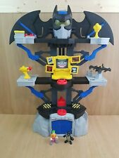 Imaginext Transforming Batcave with Figures & Accessories.