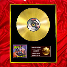 MISFITS FAMOUS MONSTERS CD GOLD DISC LP FREE P+P!
