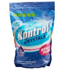 Kontrol Refill Moisture Trap Damp Absorber Crystals 2.5kg For Stereamline Traps