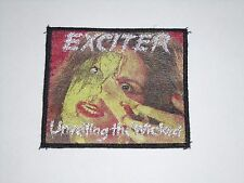 EXCITER UNVEILING THE WICKED WOVEN PATCH
