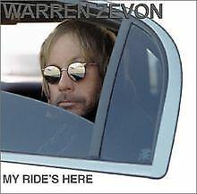 My Ride S Here von Zevon,Warren | CD | Zustand sehr gut