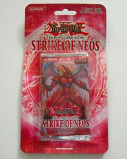 Yu-Gi-Oh! Strike of Neos STON 1st Edition Blister Booster (Sealed)
