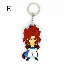 Dragon Ball Z Keyring Keychain Japanese Anime Keyring Super Saiyan