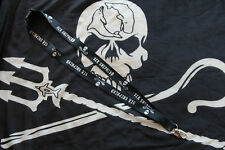 Sea Shepherd eco friendly lanyard
