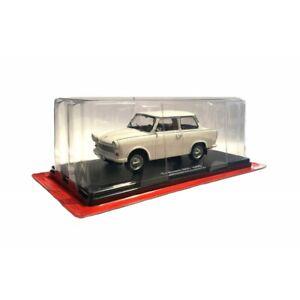 Communist Car Collection- Trabant 601 (1969), Hachette Diecast, New
