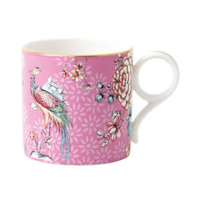 Wedgwood Wonderlust Lilac Crane Mug Large 300ml Height 8.3cm Gift Boxed