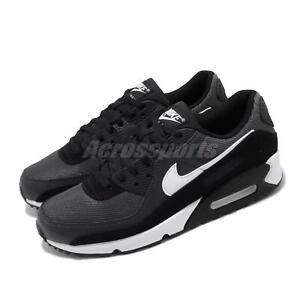 Nike Air Max 90 Iron Grey Black White Men Classic Casual Shoe Sneaker CN8490-002