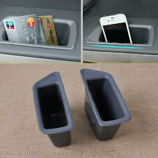 2* Front Door Armrest Storage Box Container fit for Ford Ecosport 2013 2014 2015