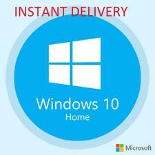 Microsoft Windows 10 Home Key Key License Key 32/64 Bit Win 10 Code DE