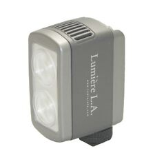 Lumiere L.A. L60326 DUO LED 5500K Portable White Daylight Video Light LIGHT ONLY