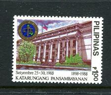 Philippines 1962   MNH, Law and Justice Week 1988