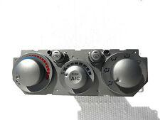 2004-2006 Mitsubishi Galant manual A/C heater temperature climate control unit