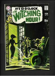 Witching Hour #10 VG 4.0 High Resolution Scans