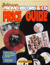 Goldmine's Promo Record & Cd Price Guide Heggeness, Fred Paperback