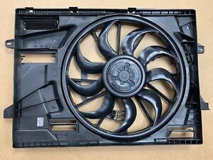 Original Hyundai Radiator Condenser Cooling Fan Assembly 2020-2021 Sonata 2.5L