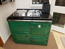 Rayburn central heating cooker oil fired