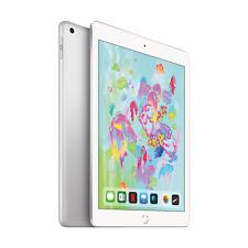 """Apple iPad 9,7"""" 2018 Wi-Fi + Cellular 128 GB Silber (MR7D2FD/A)"""