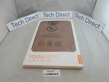 "Lenovo 13 Inch Laptop Sleeve Yoga 720 13"" 12"" Brown Leather Sleeve GX40N36500"