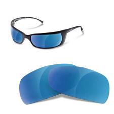 Polarized Replacement Lenses for Arnette slide 4007 blue mirror color