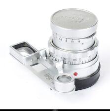 Lens Leica  Summicron 2/5cm  for Leica M3
