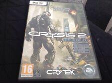 Crysis 2 -- Limited Edition (PC: Windows, 2011) - European Version